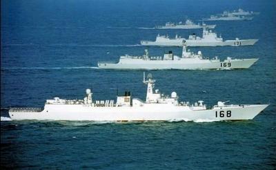 【少校摘评】中国海军已超越台海目标 直逼整个太平洋 - 陆战队少校 - 陆战队少校-【少校时评】博报