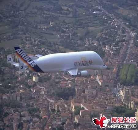 世界最怪异的飞机