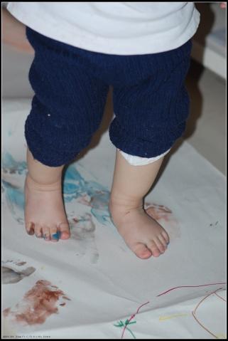 小脚丫儿 - 贝贝的爸妈 - 贝贝的爸妈