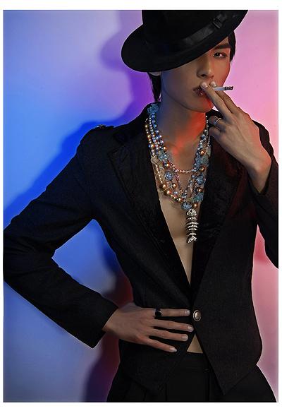 第十三届中国模特之星大赛男模亚军——保铠 - 110414 - 左岸麦田の魔男志