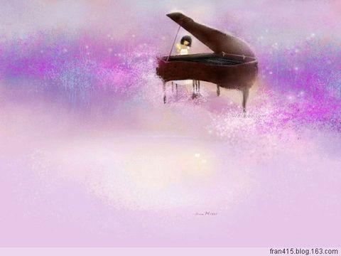 《北京欢迎你》钢琴版