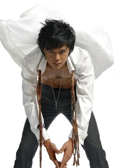 第七届中国职业模特大赛男模季军——古月 - 110414 - 左岸麦田の魔男志