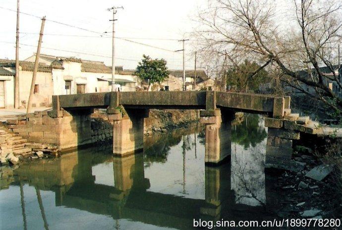 福寿桥(桥联) - 梦游牛 - 宁波古桥