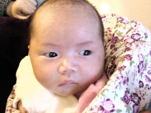 我的女儿满月了 - yuleiblog - 俞雷的博客