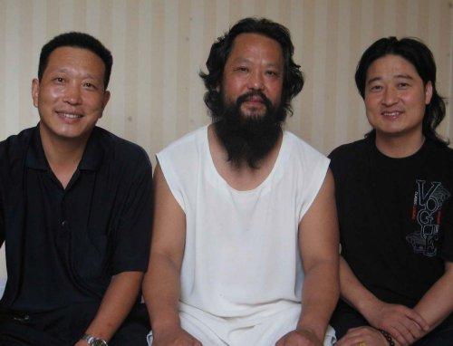我和著名导演王文升的合影 - xt5999995 - 赵文河的博客