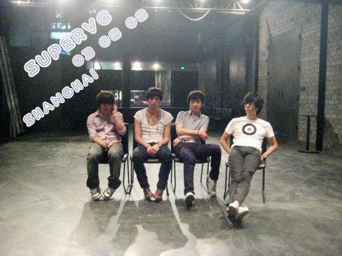关于8月3日 上海演出(更改一些,以免再次被删帖) - SUPERVC - 重返迷幻