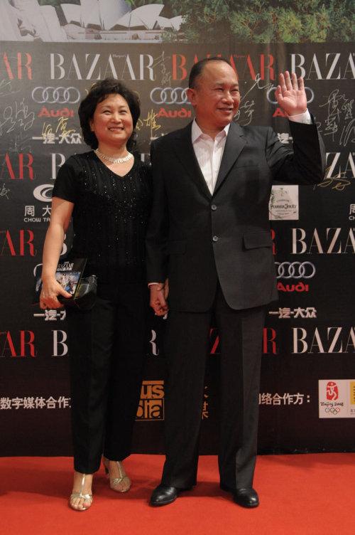 喜琳眼中的著名导演吴宇森 - 喜琳 - 喜琳的异想世界