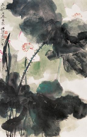 (原创)咏荷(七律六首) - 平子 - 平子博客