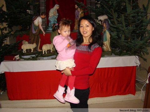 (原/图)幼儿园的圣诞party - 朝晖 - 心情随笔