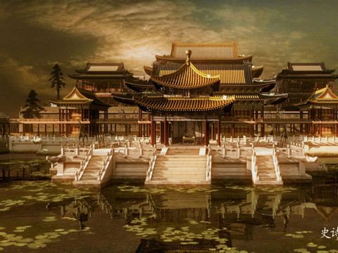 引用 中国古代建筑精华(组图) - moshuangle - moshuangle的博客