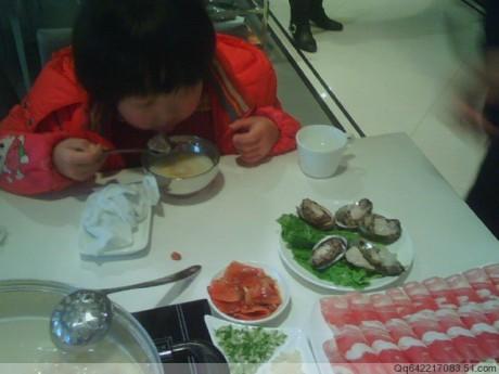 吃火锅 - 娇娇 - qq642217083 的博客