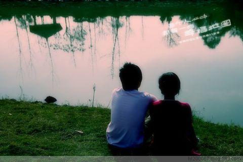 每个人心中都有一幅幸福的地图 - 小桥流水 - 转眼之间
