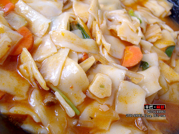 『辛巴闹厨』羊肉萝卜汤饭 - 辛巴 - 【辛巴】