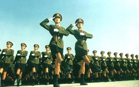 中国军人 最可爱的人图片