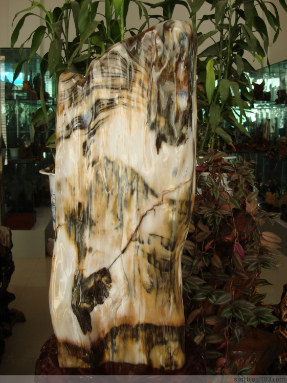 树化玉加工中的取舍拿捏 - 缅甸树化王-山喜 - 缅甸树化王的博客