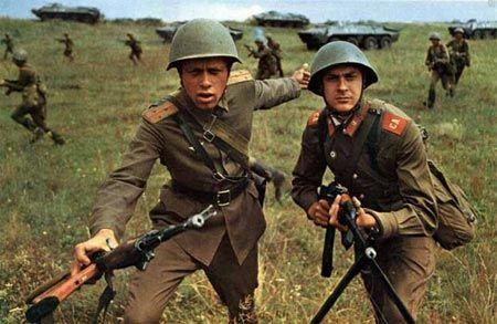 苏联,永远存在我们的记忆中 - 渝州书生 - 渝州书生