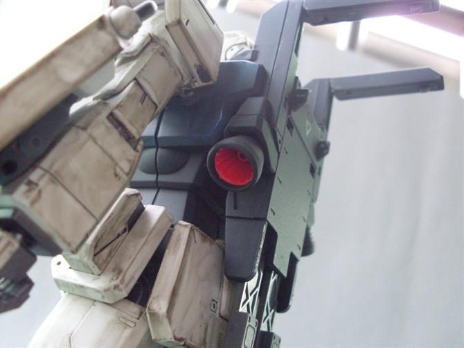 掉泥坑的陆战型高达……嗯 - 子誉 - 子誉的模型周记