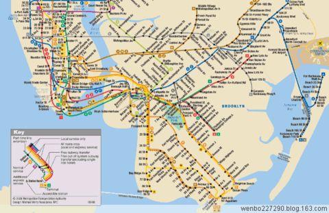 蓬勃发展的国内外地铁 - 文静 - 文静的博客