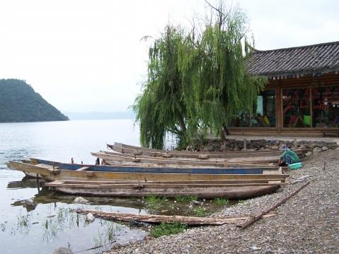 泸沽湖、利加嘴之行(原创) - li-qy - 行吟天涯:旅游·少数民族文化