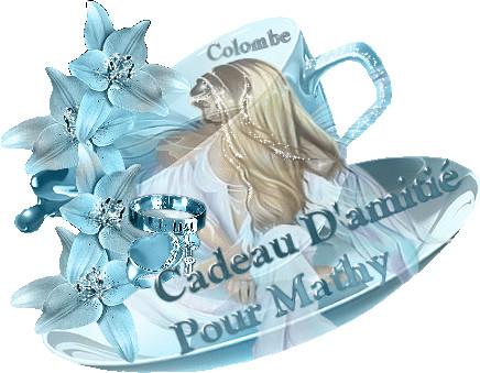 咖啡杯和帆船中的美女 - 骅春2 - 骅春