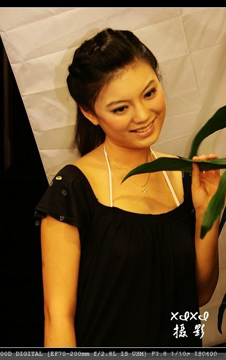 【小白试镜】人像美眉 - xixi - 老孟(xixi)旅游摄影博客