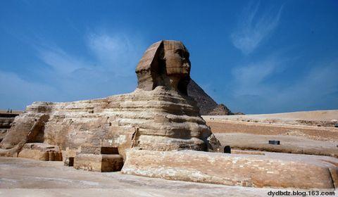 埃及之旅五:埃及金字塔