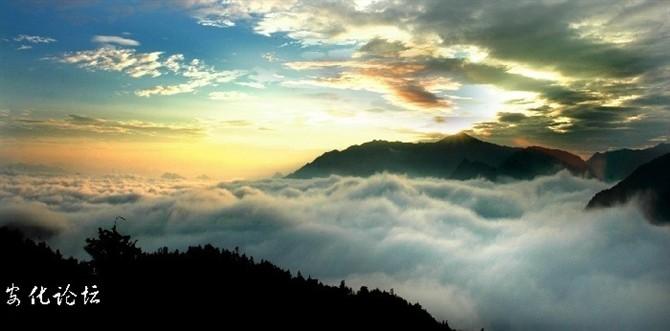 湖南有个安化县(中国最美丽的小城) - 流浪者 - 流浪者