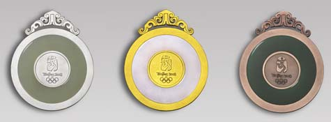 历届夏季奥运会奖牌(图 - 平安使者 - 风儿飘向这里