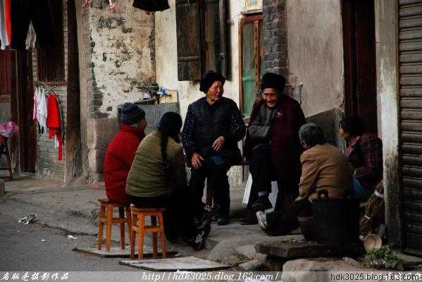 """[原创.摄影] 川北重镇—梓州""""生活在今生前世的人们""""8P  - 扁脑壳 - 感悟人生"""
