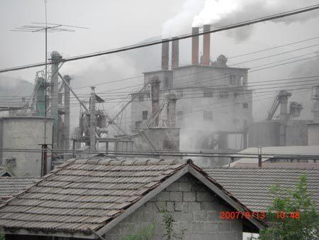 河北为北京奥运染上了一层淡淡的灰色 - 苗得雨 - 苗得雨:网事争锋