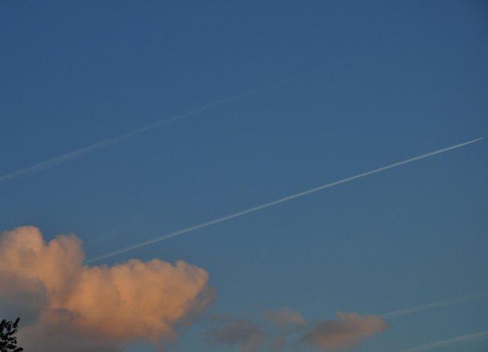波恩的天空抓拍 - 陶东风 - 陶东风