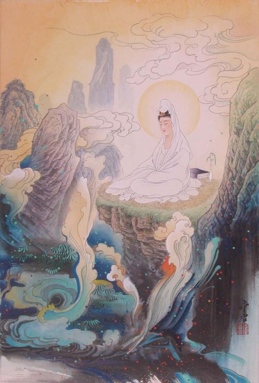 观世音菩萨图像锦集 (全集)  - 学海无涯的博客