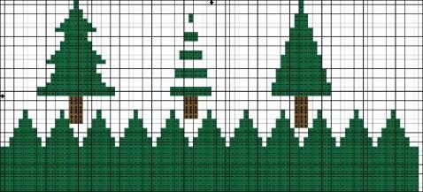 【引用】引用 云丝雨线的圣诞树毛衣 - 魅惑 - zhangyang-0511的博客