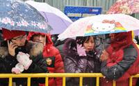 2011春运表情:酸甜苦辣回家路【組圖】 - 小红 - 小红的博客