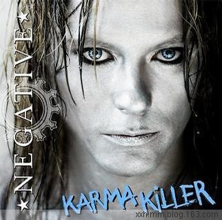 Negative -  Karma Killer 2008 - Neverever - 傻逼乐园