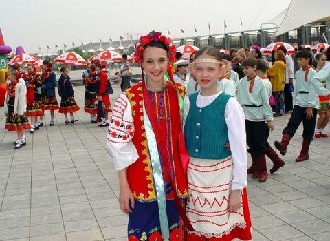 俄罗斯女孩--我的摄影 - angel.yzx - 惠风和畅
