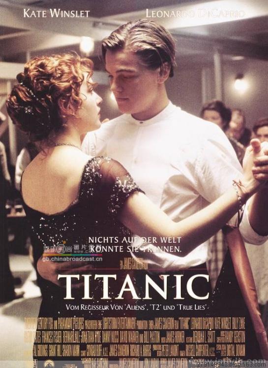 《泰坦尼克号》我的十年 - 辛巴 - 【辛巴】