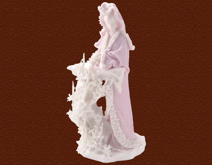 独特的瓷雕 - 逍遥客 - 逍遥客