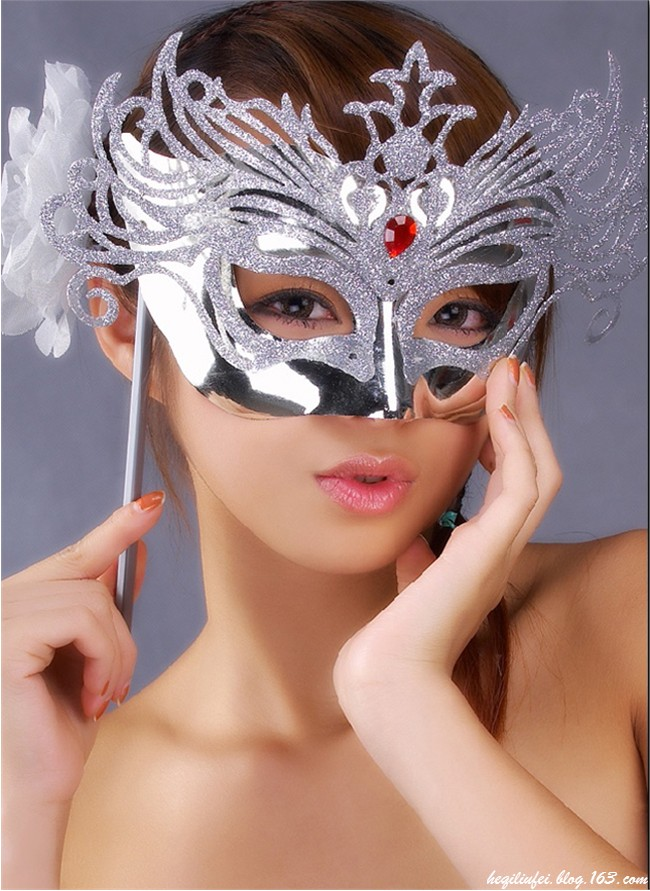 美丽大眼睛女孩 - 帅哥不爱 - 夜来香客