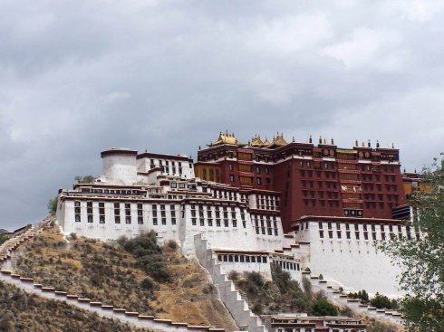 别样风情游西藏:04拉萨 - 建龙 - 莫问回程