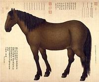 如何欣赏画马作品 - 宫春虎 - 群马驿站宫春虎博客