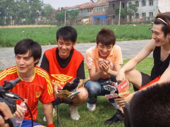 足球场上奔跑最快乐 - 高昊 - 高昊 的博客