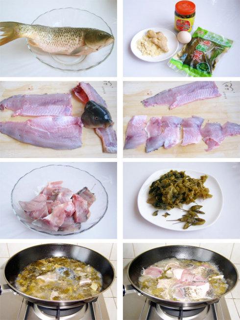 做好美味酸菜鱼的关键是什么鈥斺斔岵擞