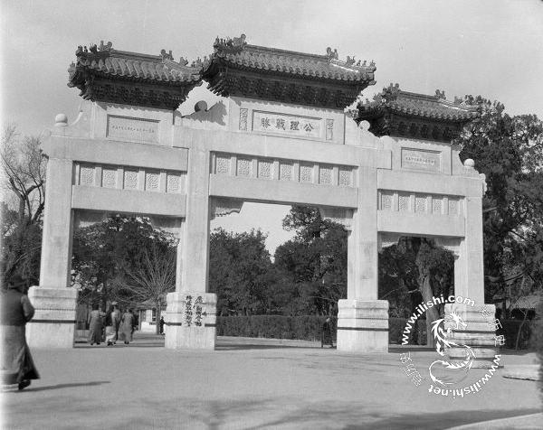 1925年3月12日孙中山逝世 - 阿德 - 图说北京(阿德摄影)BLOG