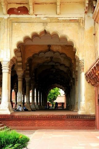 神密性感的印度(阿格拉堡的爱情故事) - 让心去旅行 - 心的旅程