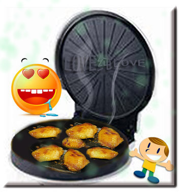 电饼铛食谱 - lvzongliang111 - lvzongliang111的博客