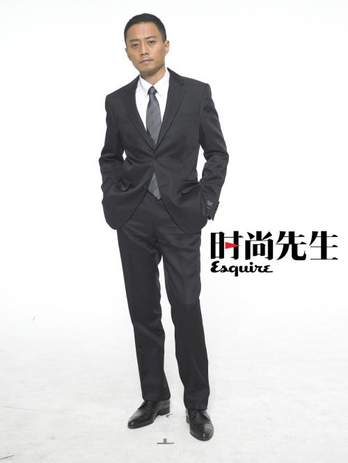 2008年度时尚先生之张涵予——一个影帝的诞生 - 《时尚先生》 - hiesquire 的博客