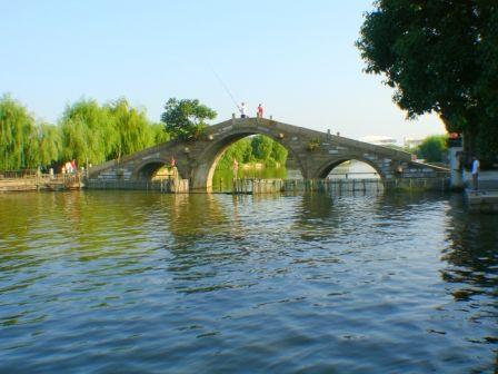 """嘉兴南湖是浙江三大名湖之一,位于浙江省嘉兴市南郊,素来以""""图片"""