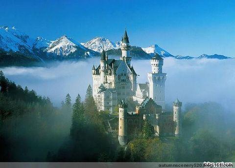 世界十大美丽古城堡 - 西门雨歇 - 雨歇的博客