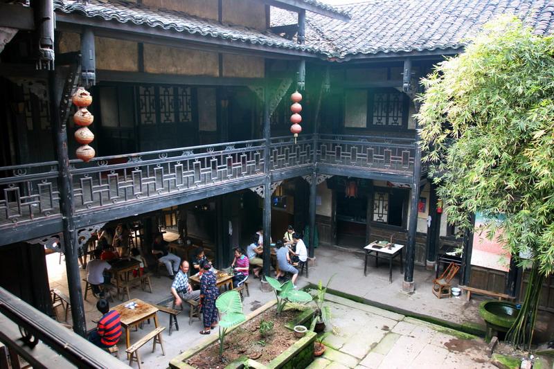 《[原创摄影] 川黔走廊—尧坝古镇(一)》 - 阿剑 - 阿剑的博客